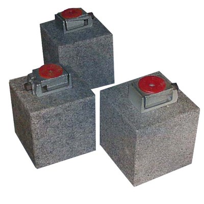 Pedestal Level Jacks